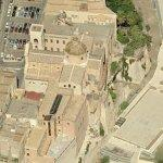 Cathedral of Cagliari (Bing Maps)