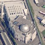 Baitul Futuh (Birds Eye)