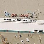 Boeing 717 Factory (Birds Eye)