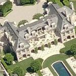 Denzel Washington's House (Birds Eye)