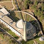 Mashantucket Pequot Museum and Research Center (Birds Eye)