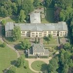 Bronbeek Palace (Birds Eye)