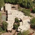 Stevie Nicks' House (former) (Birds Eye)