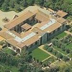 Rod Stewart's House (Birds Eye)