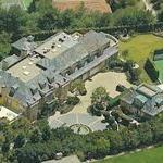 Rod Stewart's House (Birds Eye)