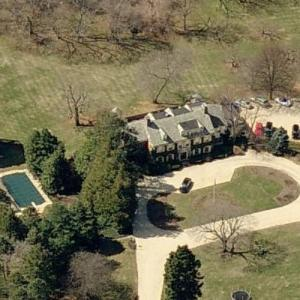 Bruce Springsteen's House (Bing Maps)