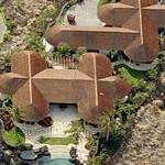 Charlie Sander's house (Birds Eye)