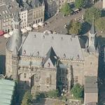 Town Hall of Aachen (Bing Maps)