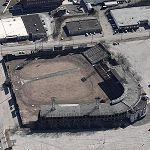 Old Bush Stadium (Birds Eye)