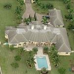 Daunte Culpepper's House (Birds Eye)
