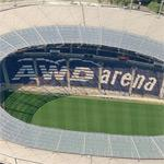 AWD Arena (Bing Maps)