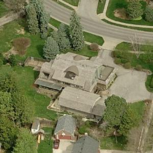 Warren Buffett's House (Birds Eye)