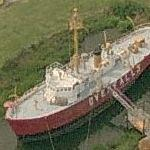 Lightship Overfalls (Birds Eye)