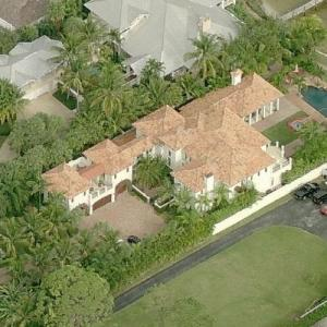 Dustin Johnson's house (Former) (Birds Eye)