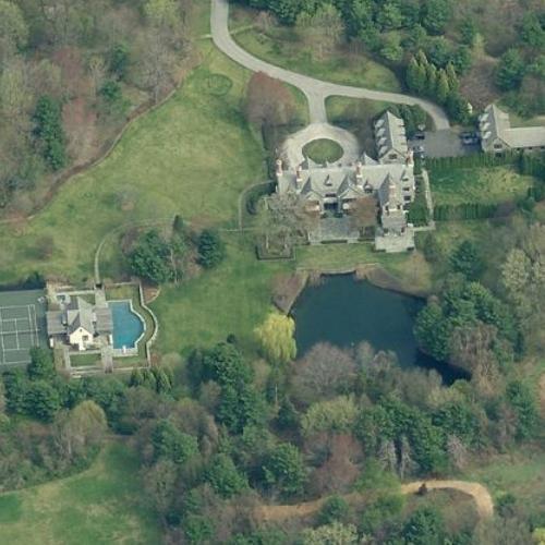 Jack O Lantern Westbury Gardens: Jay Goldman's House In Old Westbury, NY (Bing Maps