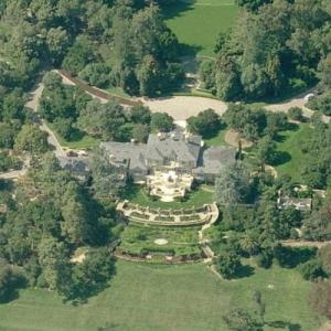 Oprah Winfrey's House (Birds Eye)