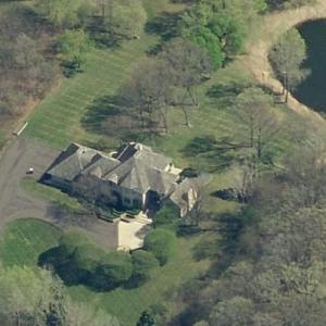 Joe Mauer's House (Bing Maps)