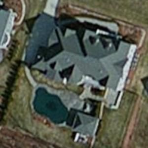 Aaron Hernandez's House (Deceased) (Bing Maps)