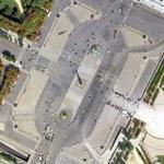 Place de la Concorde (Bing Maps)