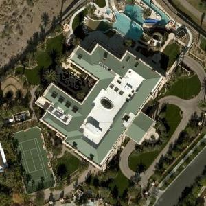 Las Vegas Cars >> Sheldon Adelson's House in Las Vegas, NV (#2) - Virtual ...