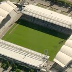 Stade Gerland (Bing Maps)