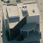 Alaska State Courthouse, Fourth Judicial District (Birds Eye)