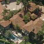 Anna Kournikova's House (former) (Birds Eye)