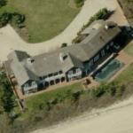 Bill & Hillary Clinton's Rental House (Former) (Birds Eye)