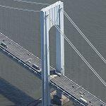 Verrazano-Narrows Bridge (Bing Maps)