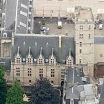 Palais des Ducs de Bourgogne (Bing Maps)
