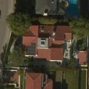 Chris Parnell's House (Bing Maps)