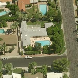 Bob Hope's House (former) (Birds Eye)