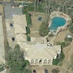 Clyde Drexler's House (Former) (Birds Eye)