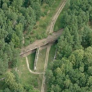 Abandoned Autobahn (Birds Eye)