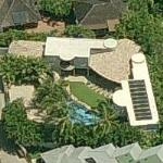 Chris Brown's Rental House