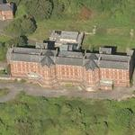 Abandoned Asylum (Birds Eye)