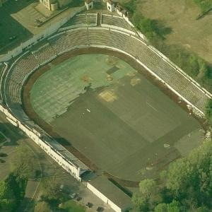 Abandoned Hinchliffe Stadium (Birds Eye)