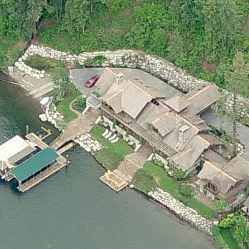 john elways house in coeur dalene id google maps 2