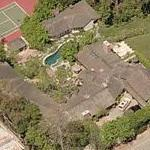 Jim Carrey's House (Birds Eye)