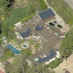 Jim Carrey's House (Bing Maps)