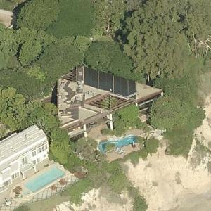 Johnny Carson's House (former) (Bing Maps)
