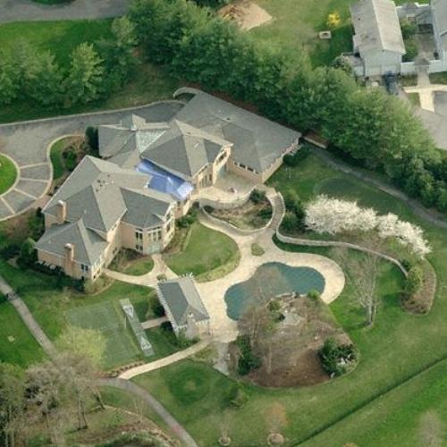 John Wall's House in Potomac, MD (Google Maps) (#2) John Wall House Potomac