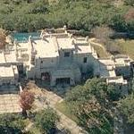 George Strait's House (Birds Eye)