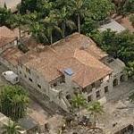 Matt Damon's House (Birds Eye)
