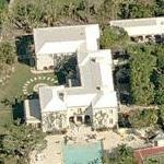 Barry Gibb's House (Birds Eye)
