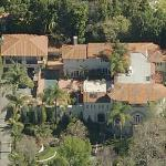 Clara Bow's House (Former) (Birds Eye)