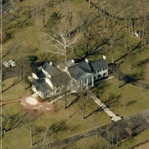 B. Wayne Hughes' House (Birds Eye)