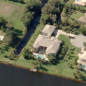 Aroldis Chapman's House (Birds Eye)