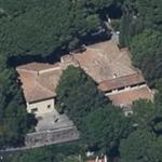 Claudio Lotito's House (Birds Eye)