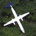 Bombardier Dash 8 (Bing Maps)
